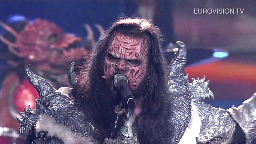 Lordi (filmstill Eurovision Song Contest)