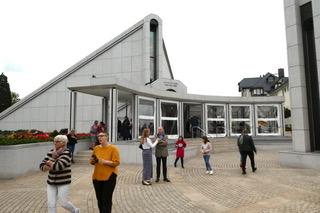 Frankfurt Tempel, offene Tage, Friedrichsdorf bei Frankfurt/M, 24. September 2019, Fotos: Marie-Therese Mäder